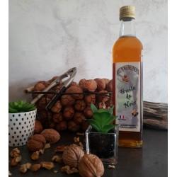 Huile de noix - Bouteille de 50 cl