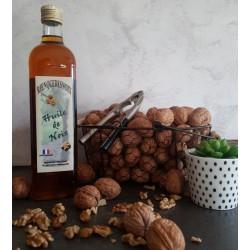 Huile de noix - Bouteille de 75cl